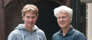 Ruben Spelbos en Jeroen van Koolwijk Lares Lambriseringrestauratie