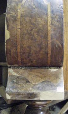 restauratie meubelen fineerschade