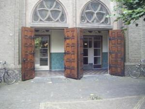 restauratie deuren martinuskerk utrecht