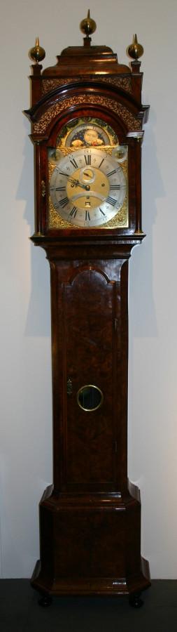 restauratie staand horloge