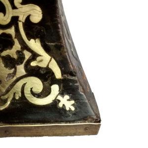 klok-inlegwerk-boule-missend-blaadje-bijmaken-2-spelbos-antiek-restauratie-meubelrestauratie-utrecht