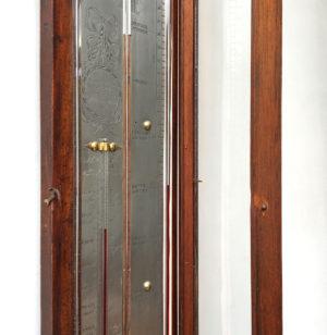 barometer hollandse bakbarometer ca 1810 solaro en butti amsterdam